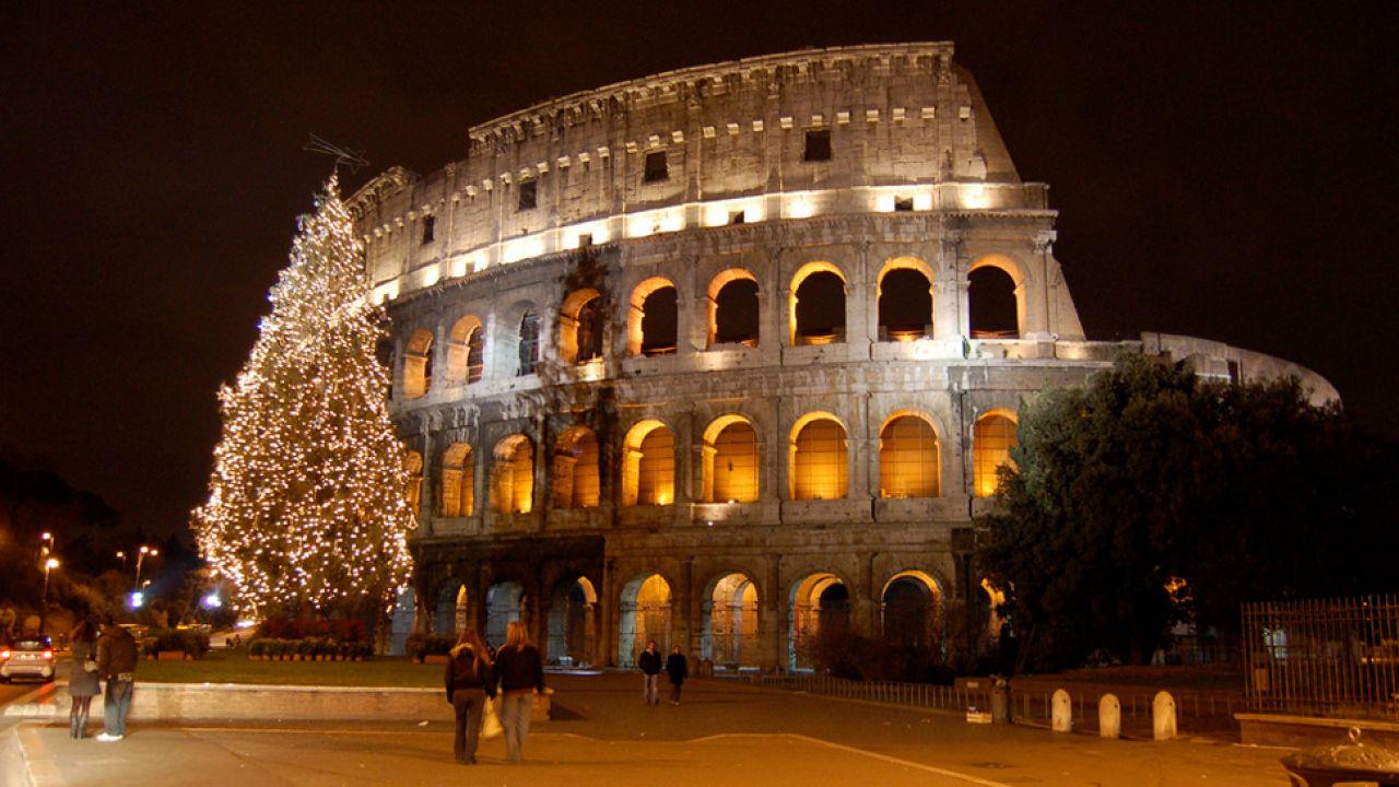 Najczęściej celem podróży jest Rzym (fot. Wiki/Jakob Montrasio-Fan)