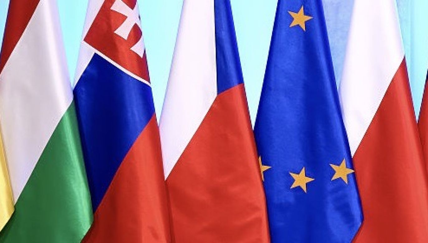 Polska przejęła prezydencję w Grupie Wyszehradzkiej 1 lipca (fot. Karol Serewis/Gallo Images Poland/Getty Images)