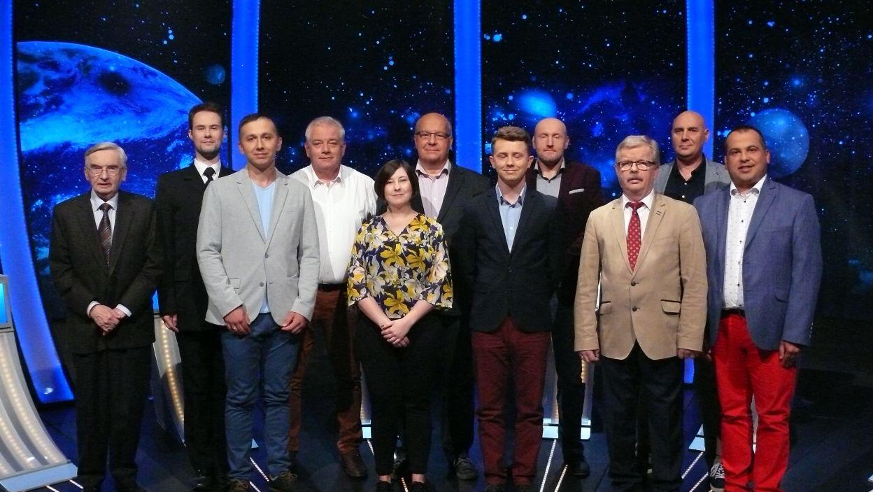 Dziesięciu zawodników 8 odcinka 115 edycji