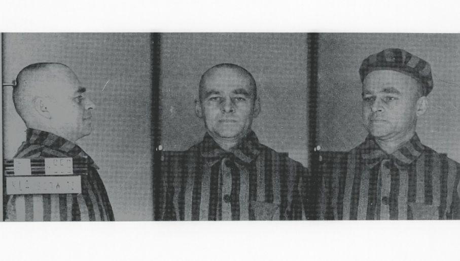 Witold Pilecki, więzień KL Auschwitz nr 4859  (fot. IPN)
