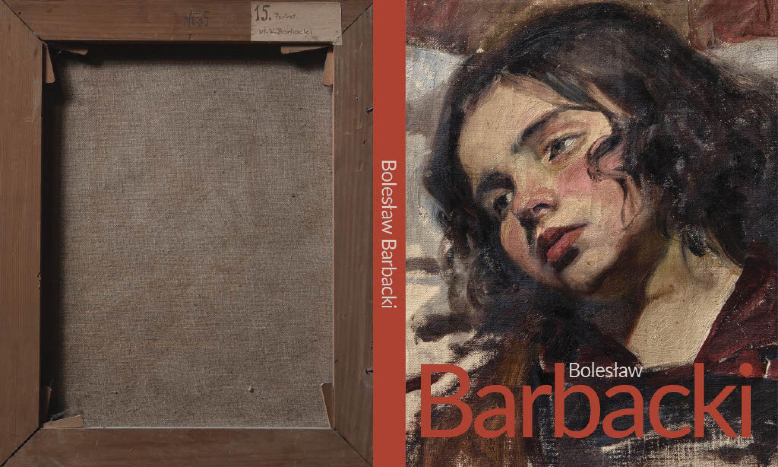 Okładka albumu o Bolesławie Barbackim. Fot. Piotr Droździk