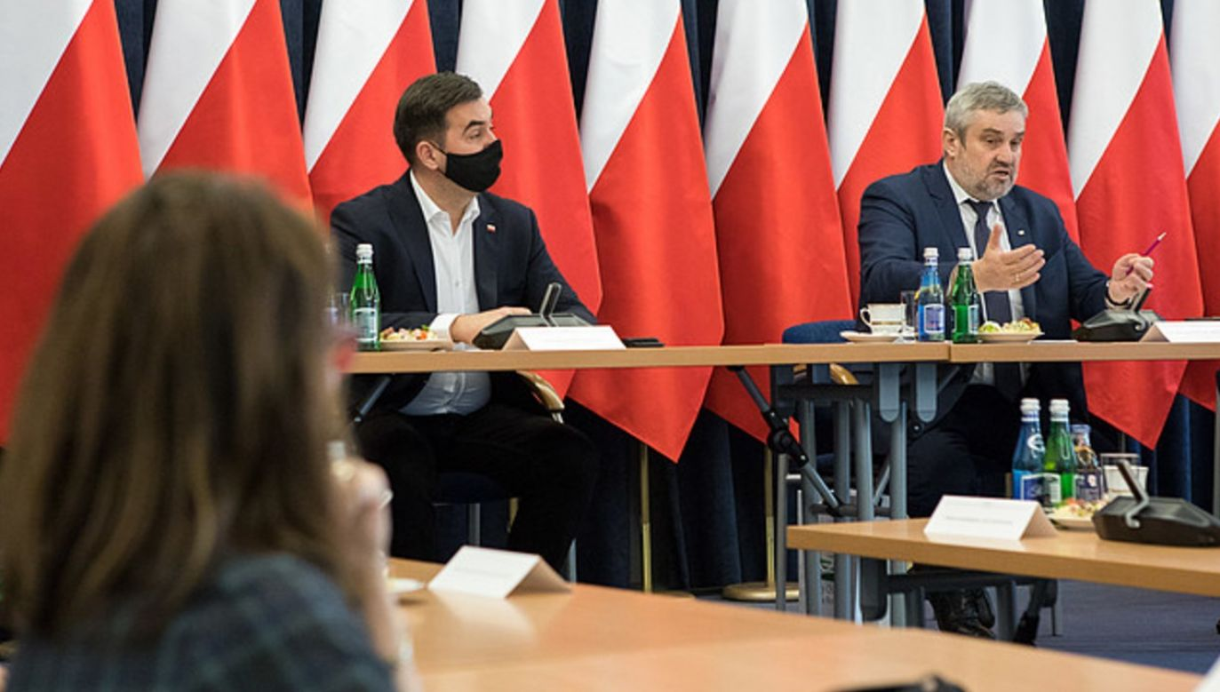 Rada zbierze się na kolejnym posiedzeniu (fot. KPRP/Eliza Radzikowska-Białobrzewska)
