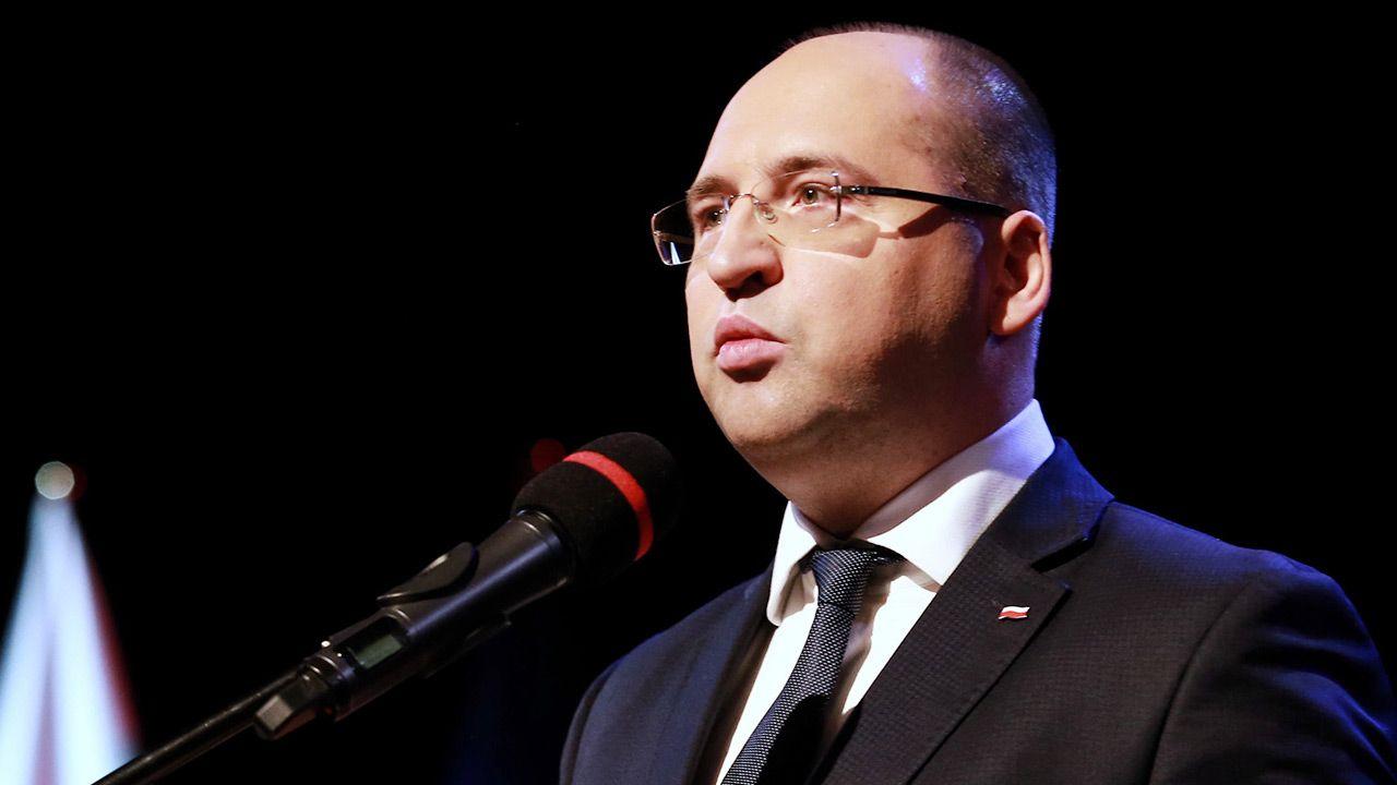 Należy otwarcie rozmawiać o tym, co się zdarzyło – pisze Adam Bielan (fot. PAP/Piotr Augustyniak)