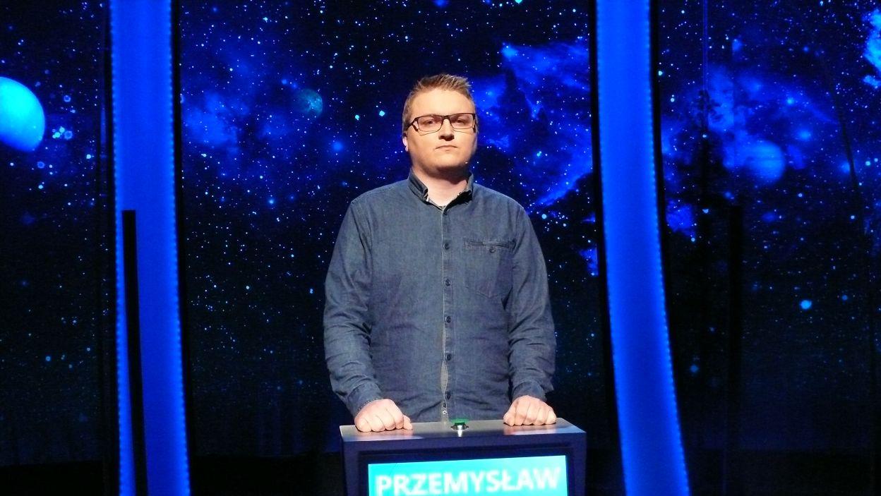 Zwycięzcą 13 odcinka 123 edycji został Pan Przemysław Flemming