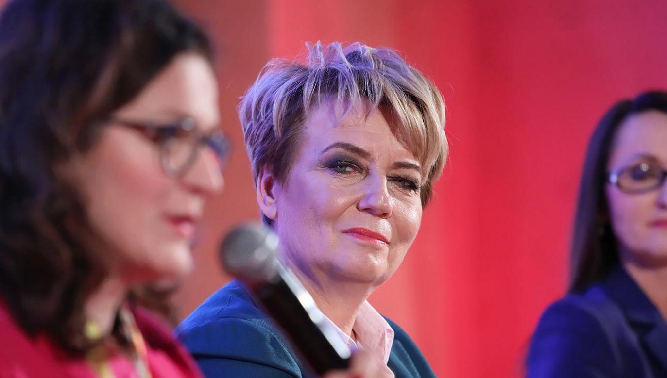 Nowi członkowie rad nadzorczych mają być związani z prezydent miasta Hanną Zdanowską (fot. PAP/Tomasz Gzell)
