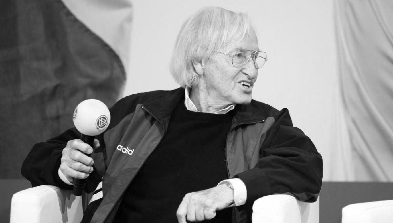 Rudi Gutendorf prowadził m.in. drużyny narodowe Chile, Boliwii, Australii, Chin czy Botswany i Fidżi oraz Nepalu (fot. Simon Hofmann/Bongarts/Getty Images)