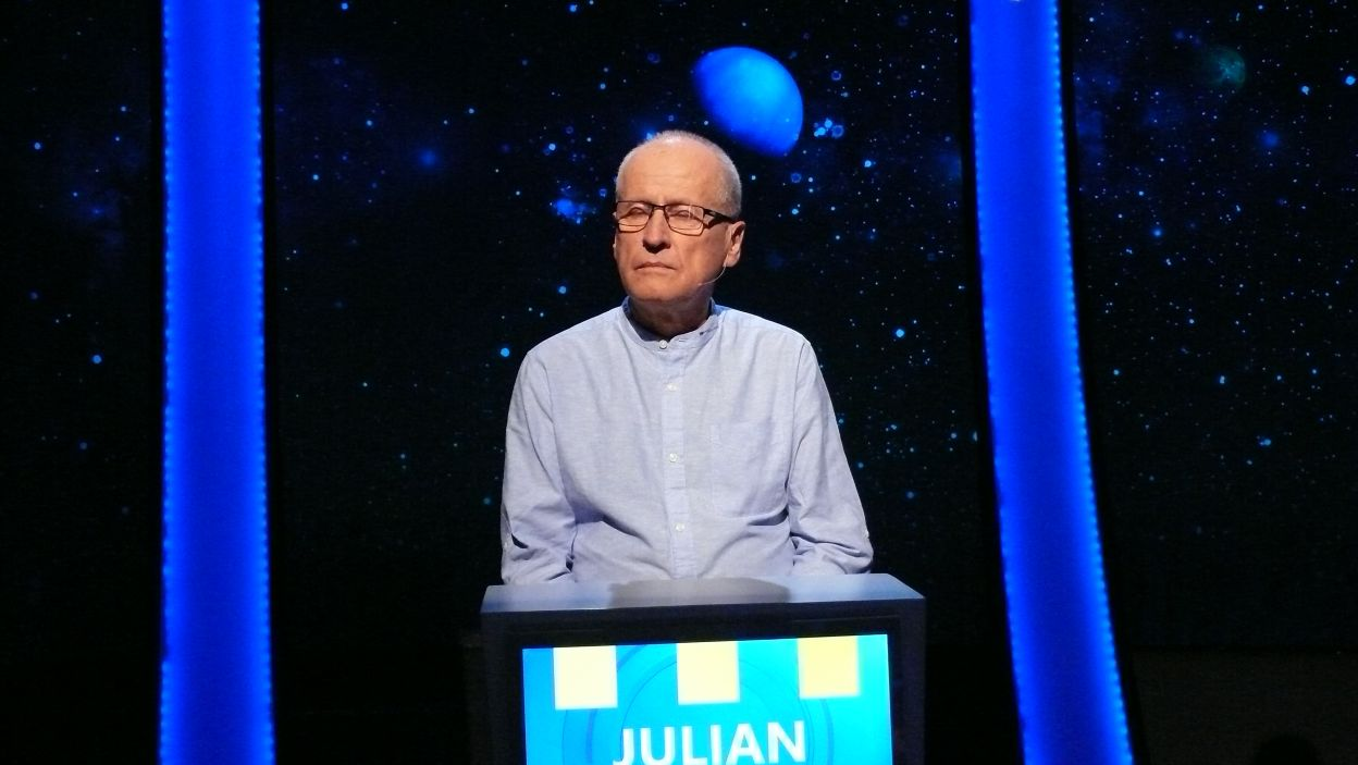 Julian Opatowiecki  zwyciężył 20 odcinek 109 edycji