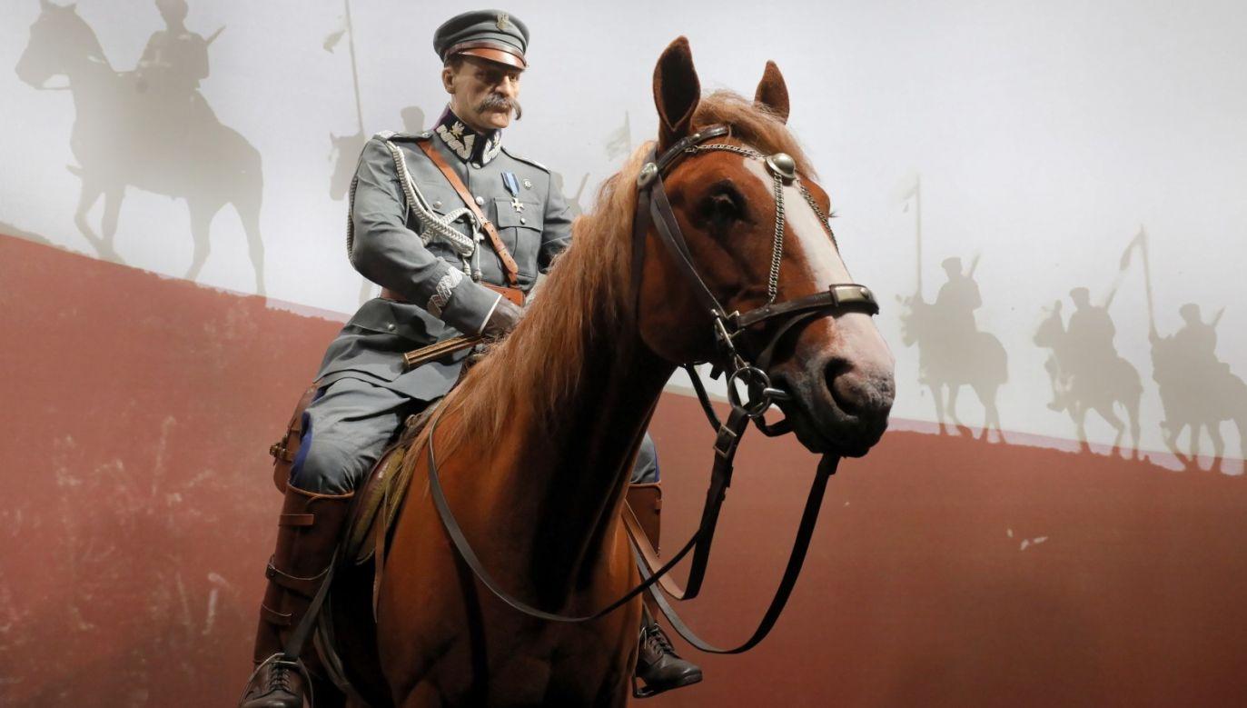 """Wystawa """"Czas Chwały. Bitwa Warszawska 1920 r. 18. decydująca w dziejach świata"""