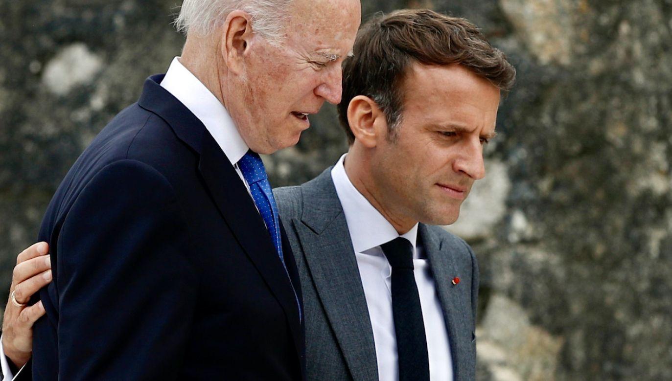 """""""Wiele kwestii może jednak pozostać spornych w relacjach USA-Francja"""
