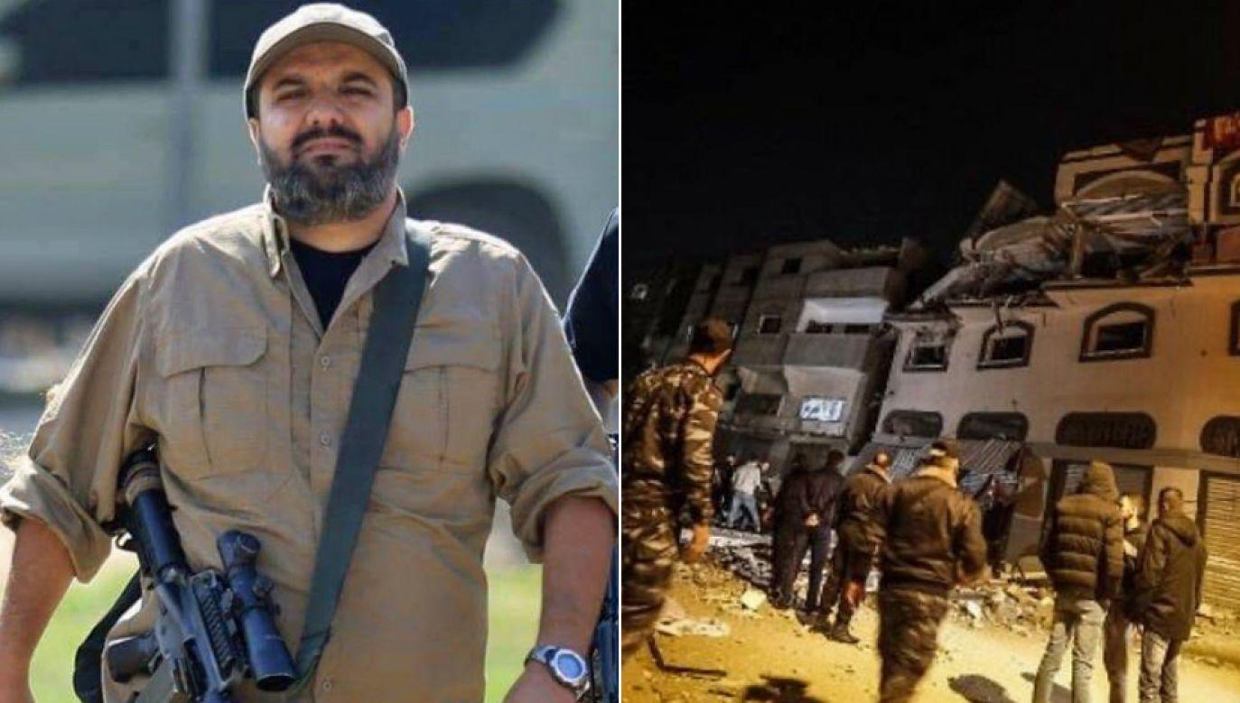 Baha Abu Al-Atta zginął w wyniku ostrzału rakietowego (fot. TT/Israel Nowadays)