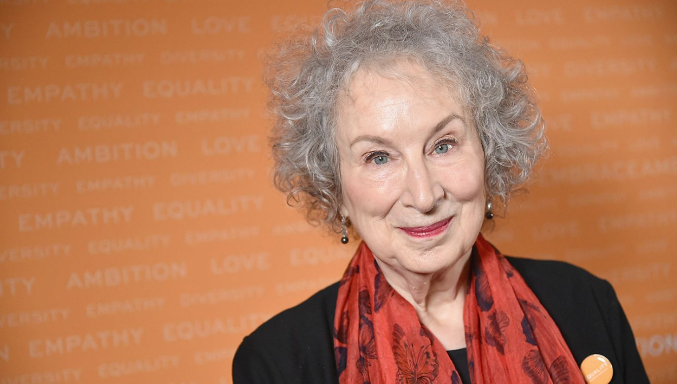 Margaret Atwood (fot. Mike Coppola/Getty Images for Tory Burch Foundation)