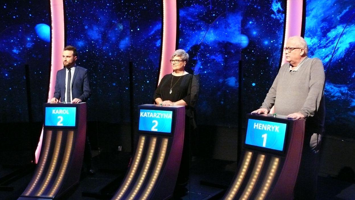 Dwa etapy gry wyłoniły trzech finalistów 1 odcinka 121 edycji