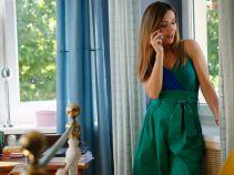 – Tutaj też masz klienta. Ale spokojnie, Marcin z Sylwią już się nim zajęli – niby przypadkiem wspomina Monika w rozmowie z Igą (fot. TVP)