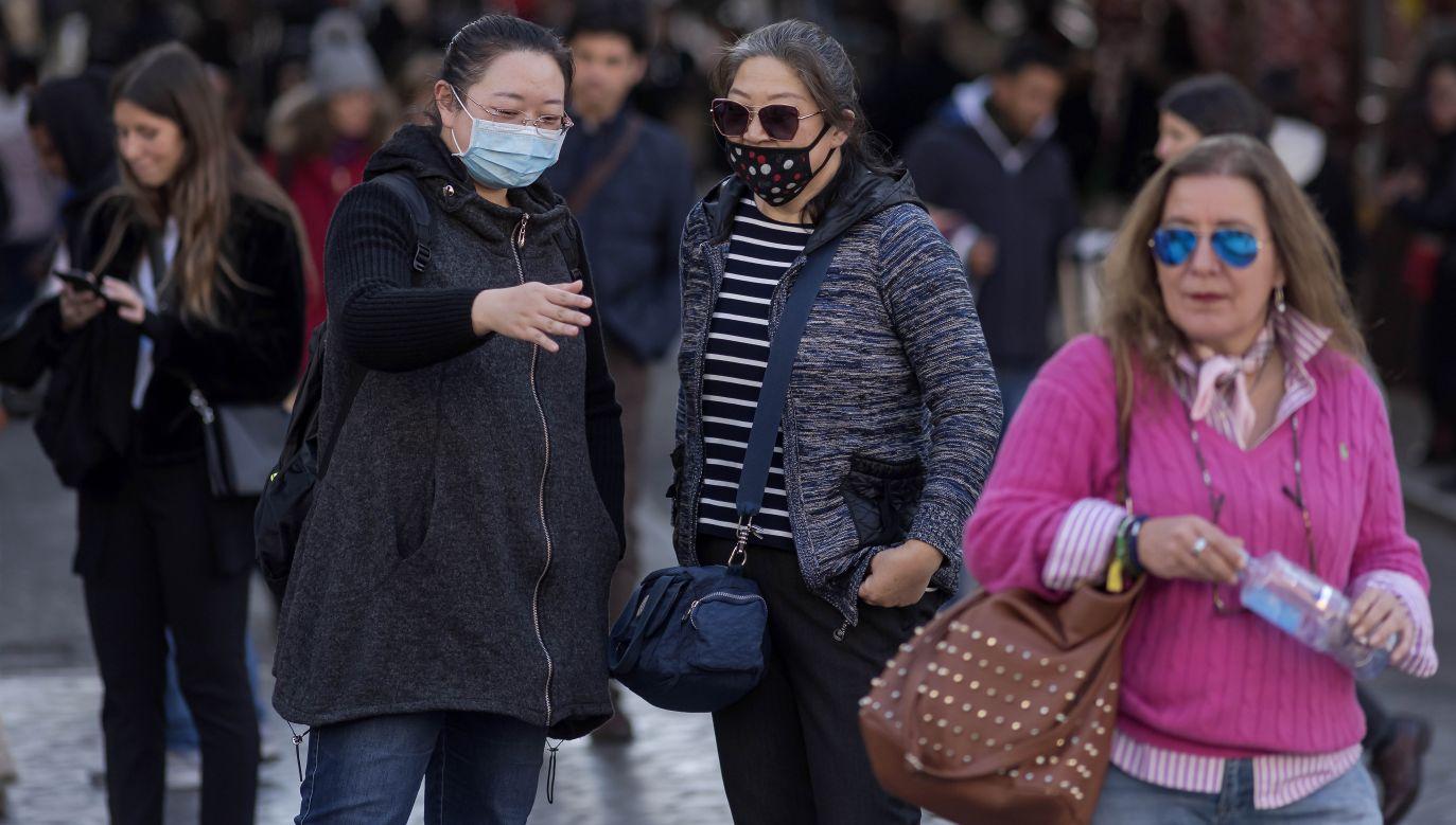 Najwięcej zachorowań zanotowano w regionie Lombardia na północy kraju (Photo by Stefano Montesi - Corbis/ Getty Images)