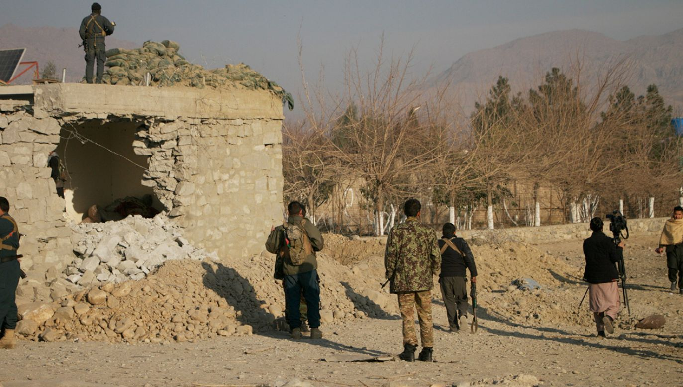 Talibowie przeprowadzili serię ofensywnych działań na północy kraju (fot. Getty Images)