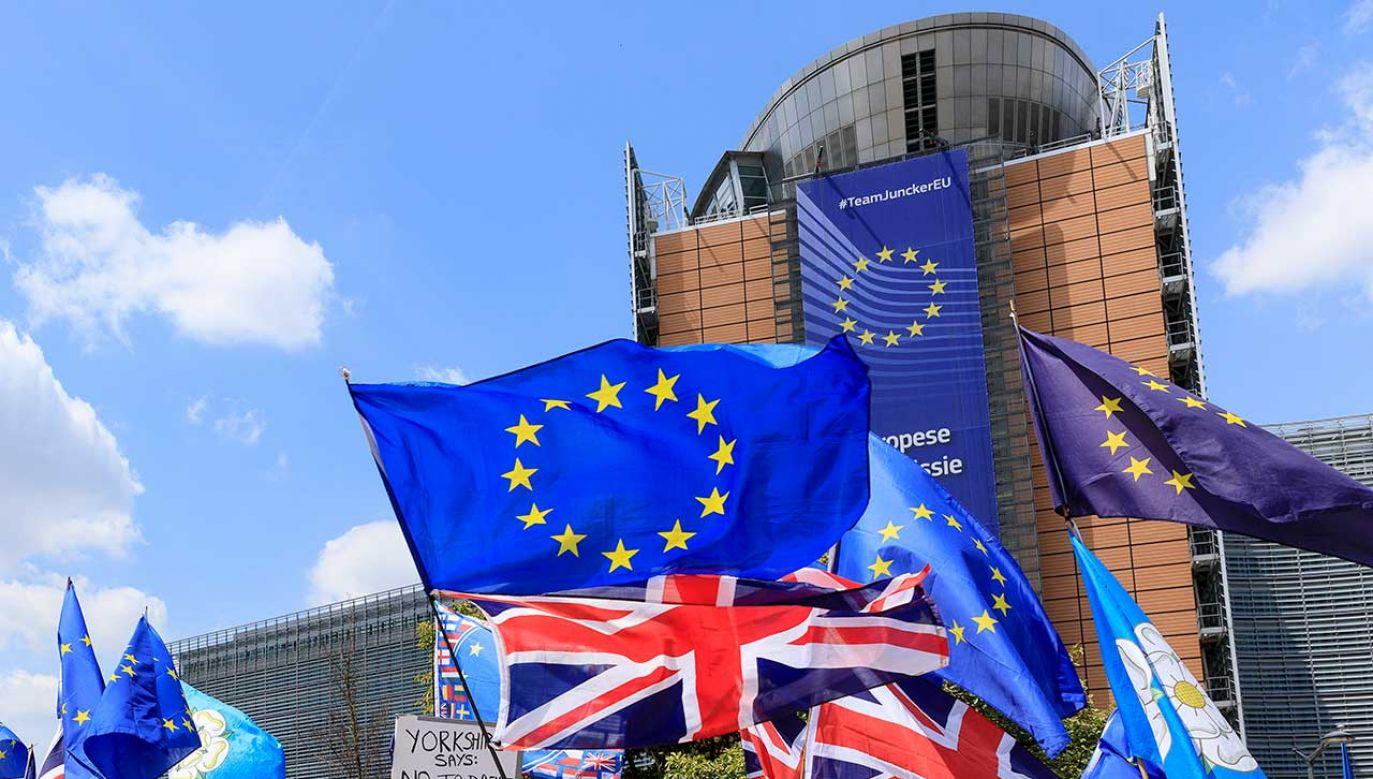 Rozmowy przewodniczącego KE z premierem Wielkiej Brytanii w sprawie brexitu nie przyniosły przełomu (fot. Thierry Monasse/Getty Images)