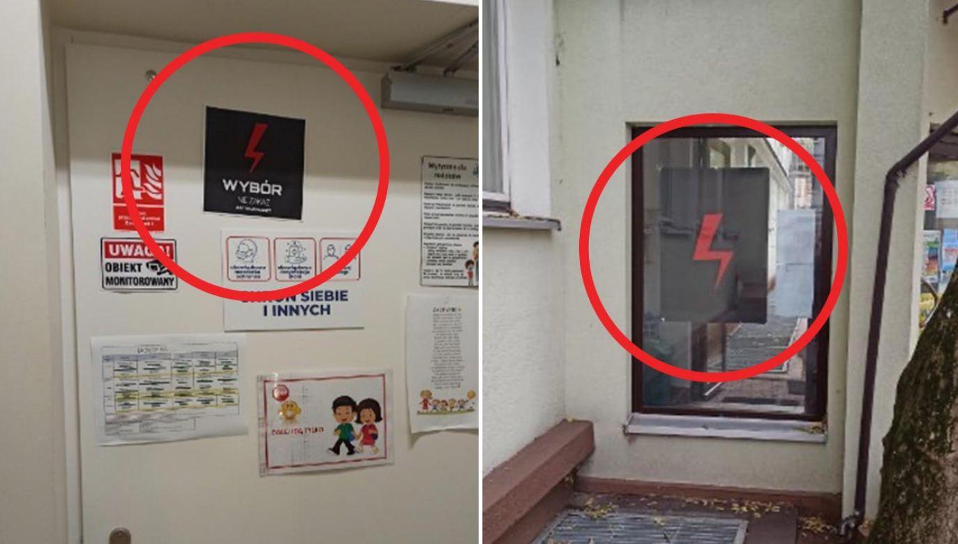 W sprawie interweniuje resort edukacji (fot. Twitter/Jan Pospieszalski)