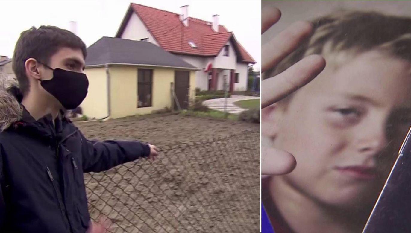 Co działo się za murami domu dziecka we Wschowie? (fot. TVP1)