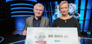"""Agnieszka Wagner i Cezary Morawski wygrali """"Wielki Test o Wieszczach Narodowych"""""""