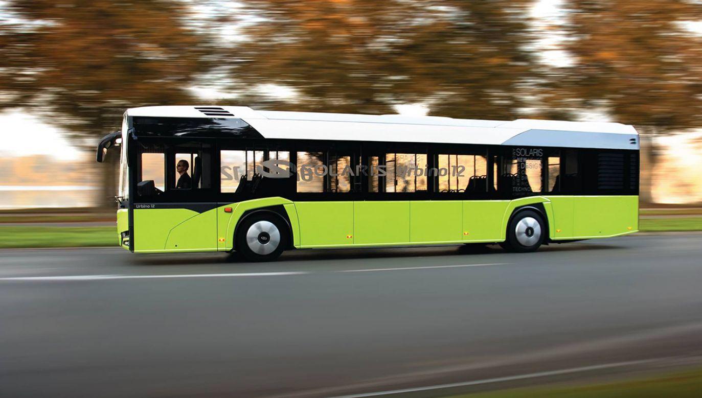Solaris umocnił się na pozycji lidera wśród europejskich producentów autobusów elektrycznych (fot. FB/Solaris Bus & Coach S.A.)