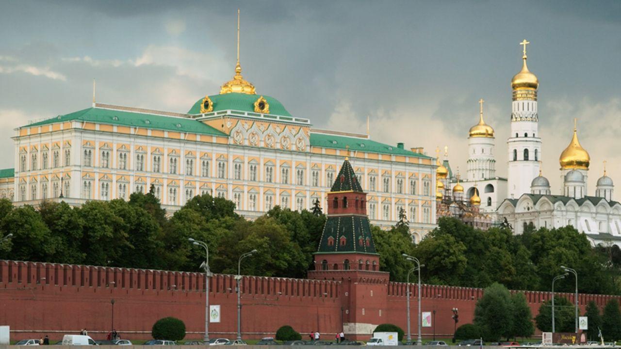 Siedziba Kremla (fot. Wikipedia/NVO)