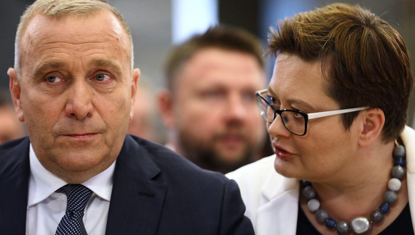 Pytania o przywództwo w Platformie po wyborach (fot.  arch. PAP/Rafał Guz)