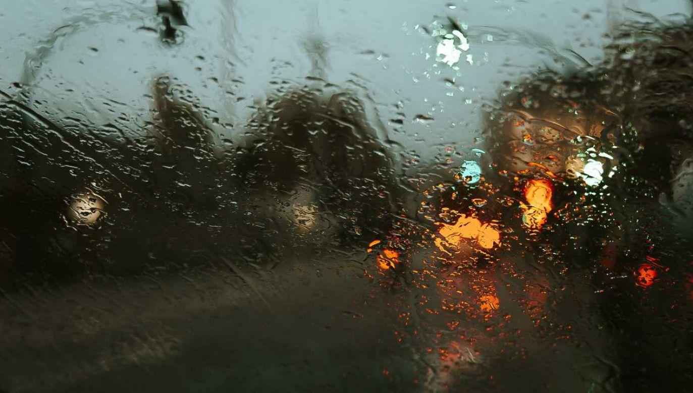 3 października w całej Wielkiej Brytanii spadło średnio 31,7 mm deszczu (fot. Pexels)