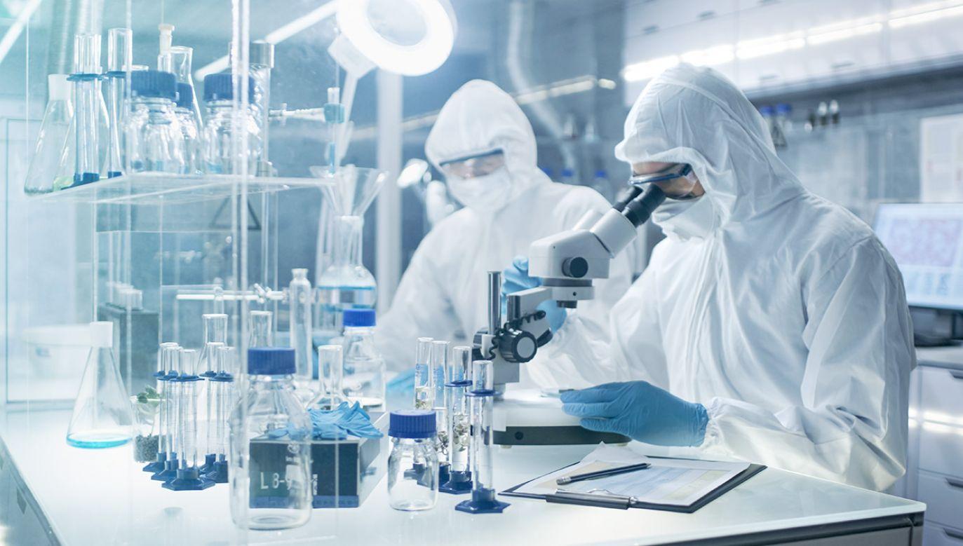 Pierwsze podanie mRNA do organizmu pacjenta odbyło się już w 2009 r. (fot. Shtterstock/Gorodenkoff)