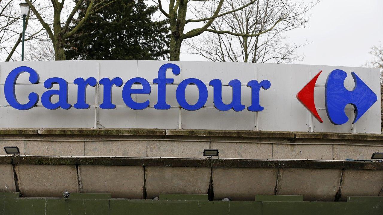 Kanadyjska spółka Alimentation Couche-Tard chce zapłacić ok 20 mld dolarów za Carrefoura (fot. Chesnot/Getty Images)
