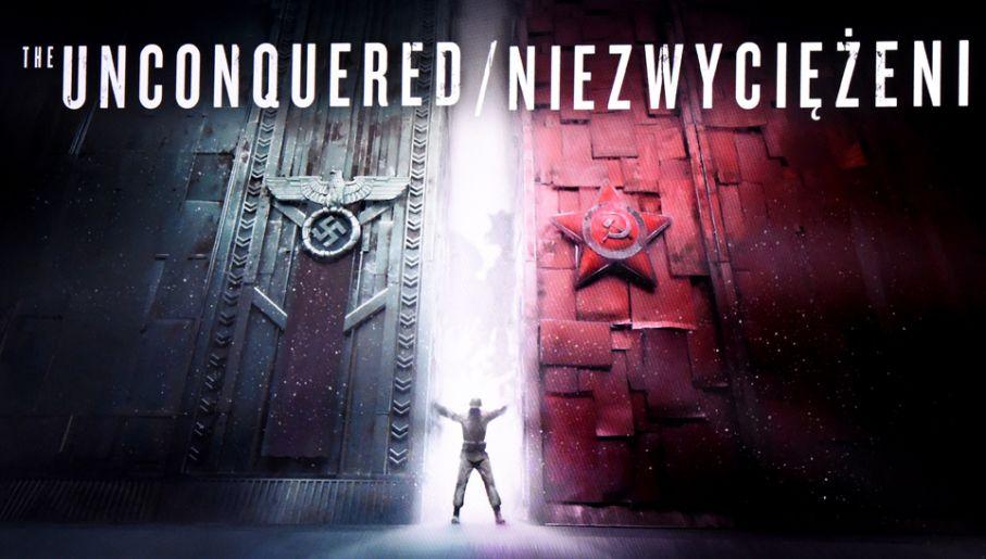 """Premiera filmu """"Niezwyciężeni"""", który w czetry minuty pokazuje historię  Polski w latach 1939-1989 - tvp.info"""