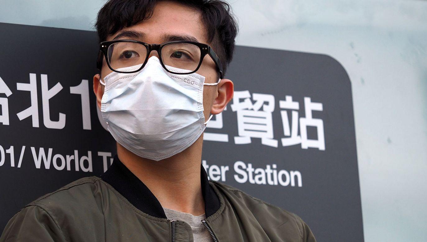 Wstrzymanie środków transportu w Chinach związane jest zbliżającymi się obchodami Chińskiego Nowego Roku  (fot. PAP/EPA/DAVID CHANG)