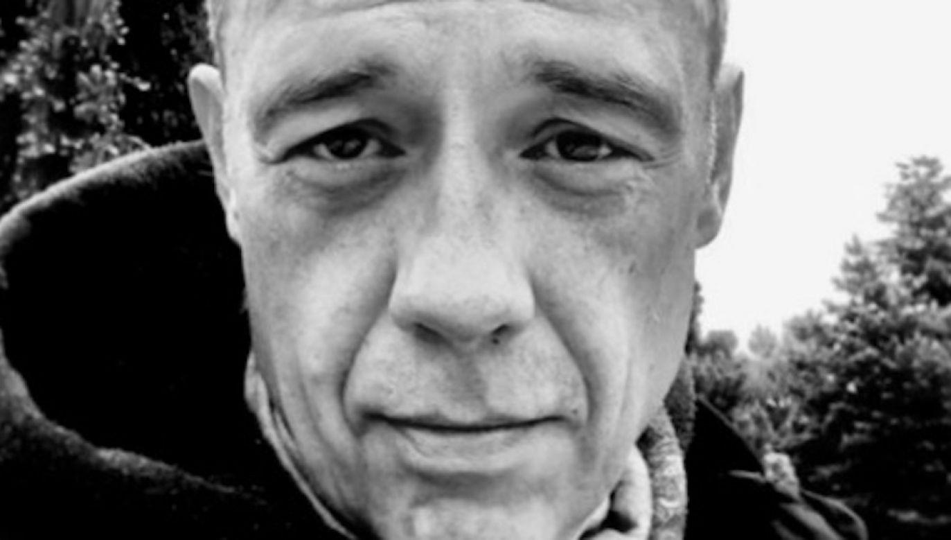 Aktor Mikołaj Klimek zmarł w wieku 48 lat (fot. Archiwum prywatne)