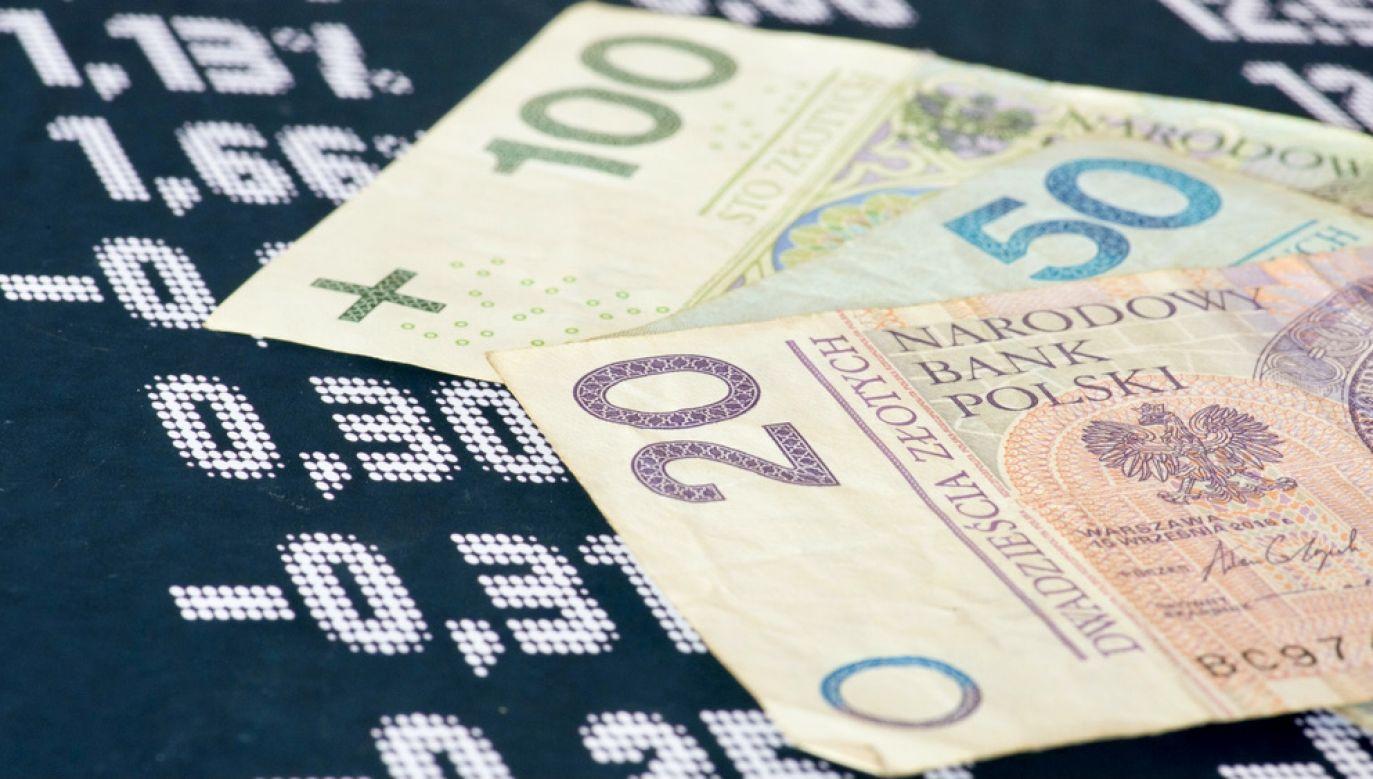W tym roku wzrost PKB wyniesie 4,1 proc. (fot. Shutterstock/Bartolomiej Pietrzyk)