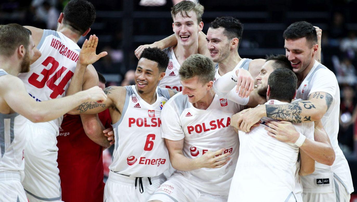 Reprezentanci Polski (fot. Getty Images)