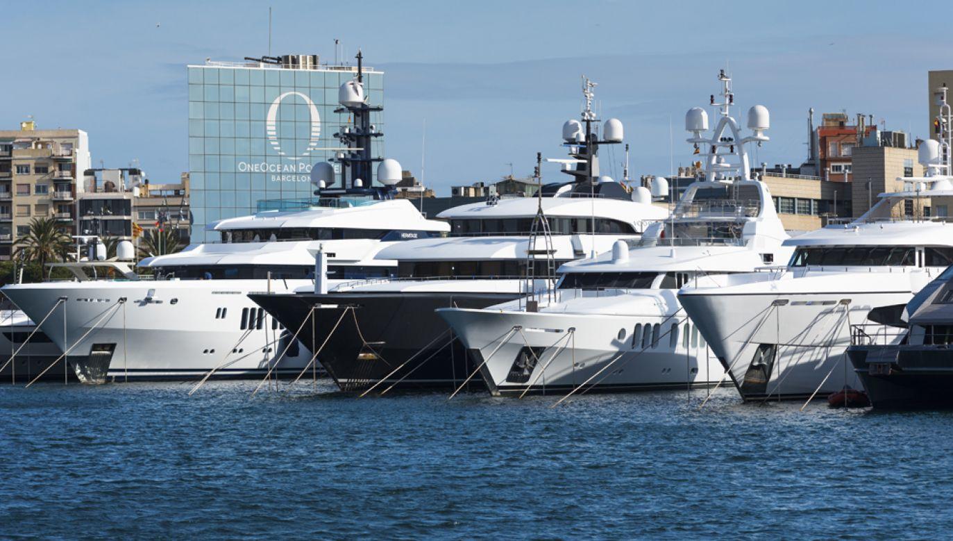 W 2018 r. polski eksport jachtów stanowił 60 proc. ogólnej wartości eksportu jachtów w UE (zdjęcie ilustracyjne) (fot. Education Images/Universal Images Group via Getty Images)