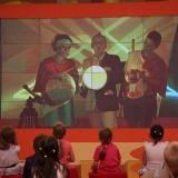 W jednym z programów dzieci odkrywają tajniki kosmosu (fot. TVP)
