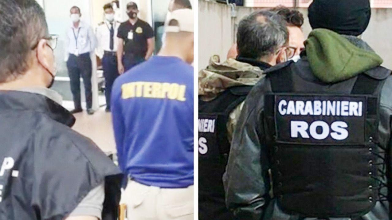 W Brazylii aresztowano bossa 'Ndranghety (fot. www.interno.gov.it)