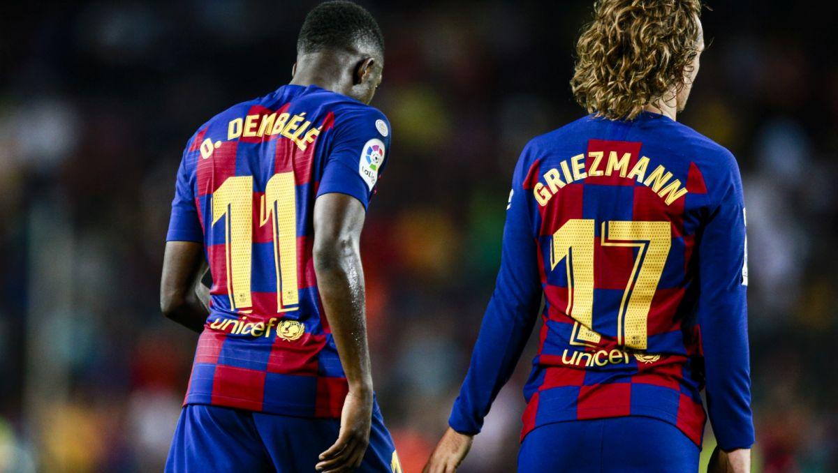 La Liga. Barcelona osłabiona przed El Clasico. Ousmane Dembele zawieszony  na dwa mecze (sport.tvp.pl)