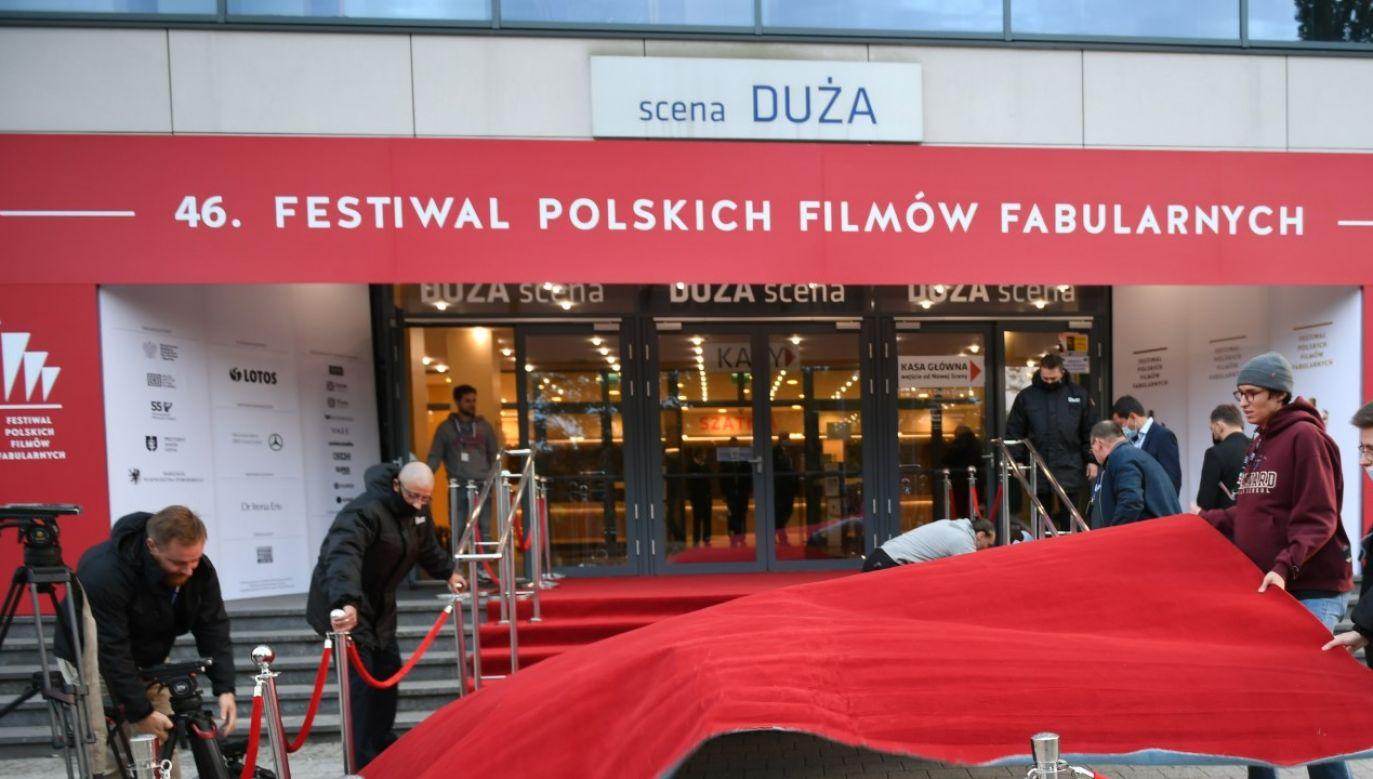 Otwarcie 46. Festiwalu Polskich Filmów Fabularnych w Gdyni (fot. PAP/Adam Warżawa)