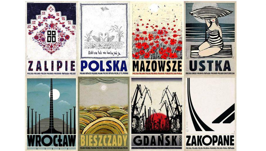 Nie żyje Polski Plakacista Scenograf Grafik I Malarz
