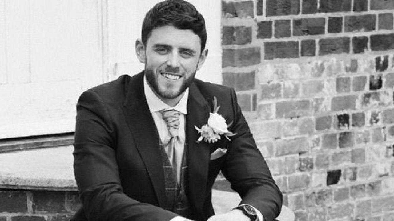 28-letni Andrew Harper zginął podczas interwencji (fot. thamesvalley.police.uk)
