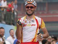 Mistrz olimpijski ze startu wspólnego z Pekinu - Hiszpan Samuel Sanchez (fot. Getty Images)