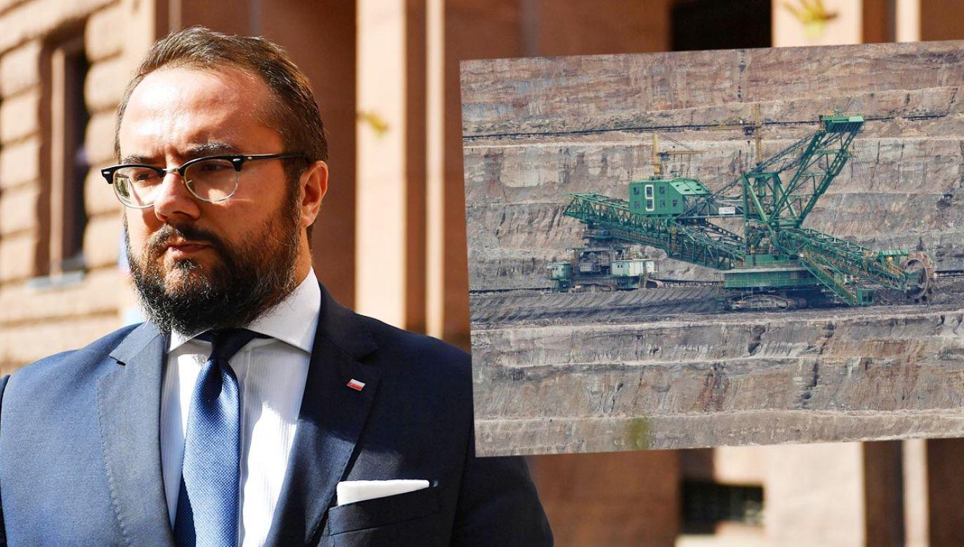 W Pradze toczą się negocjacje w sprawie KPW Turów (fot. PAP/Piotr Nowak, Aleksander Koźmiński)