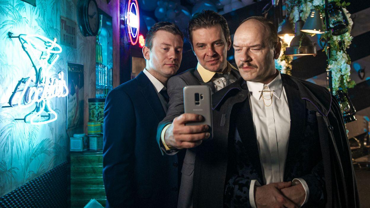 """Napisane w 2011 roku """"Bezkrólewie"""" to jedna z najgłośniejszych sztuk Wojciecha Tomczyka (fot. TVP)"""