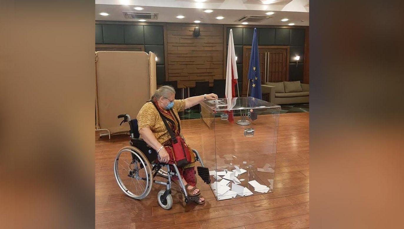 Wpis ze zdjęciem doczekał się 10 tys. reakcji na Facebooku (fot. Facebook/Sekretariat Misyjny Jeevodaya)
