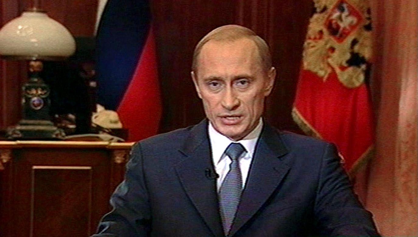 Co amerykański senator John McCain widział w oczach Władimira Putina? (fot. NTV PAP/EPA)