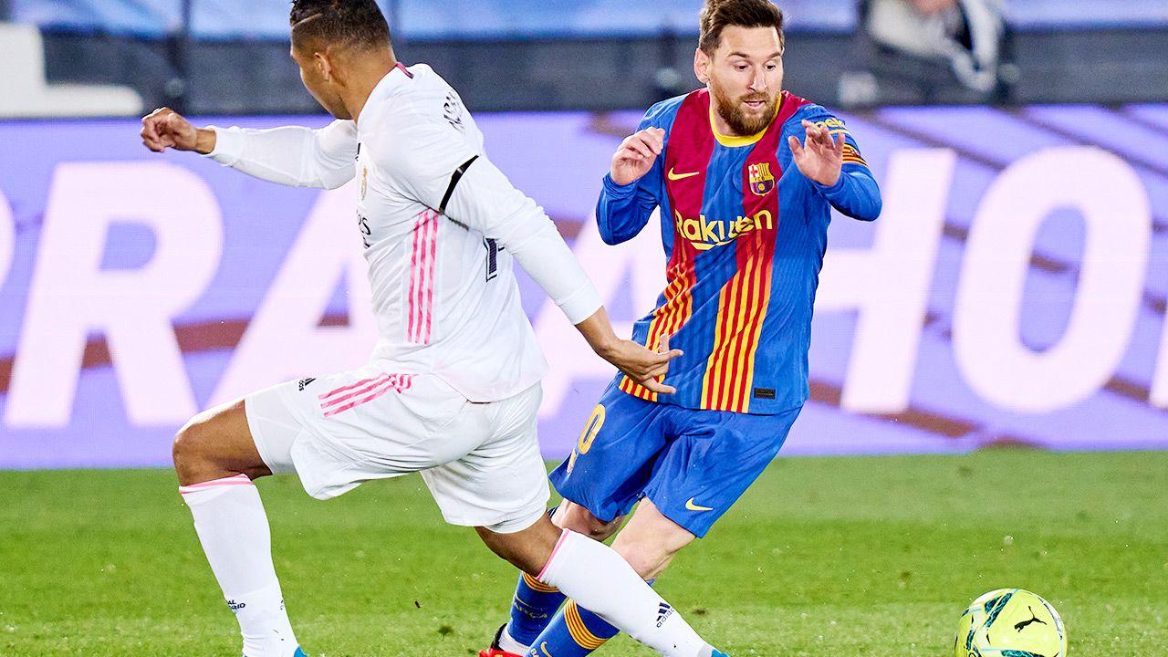 Real i Barcelona należądo grupy założycieli nowych rozgrywek (fot. Diego Souto/Quality Sport Images/Getty Images)