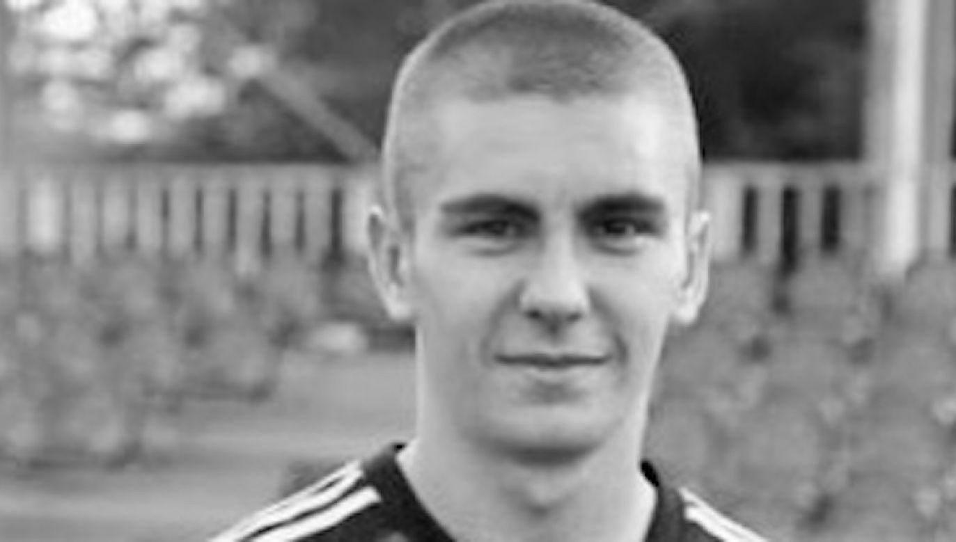 Miał 23 lata (fot. MKS Unia Hrubieszów)