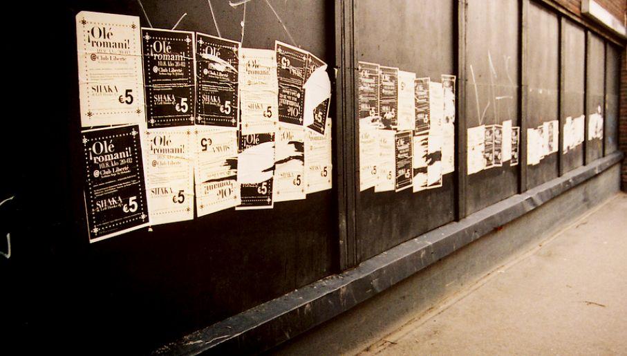 Miasta Wydają Walkę Plakatom Wyborczym Tvpinfo