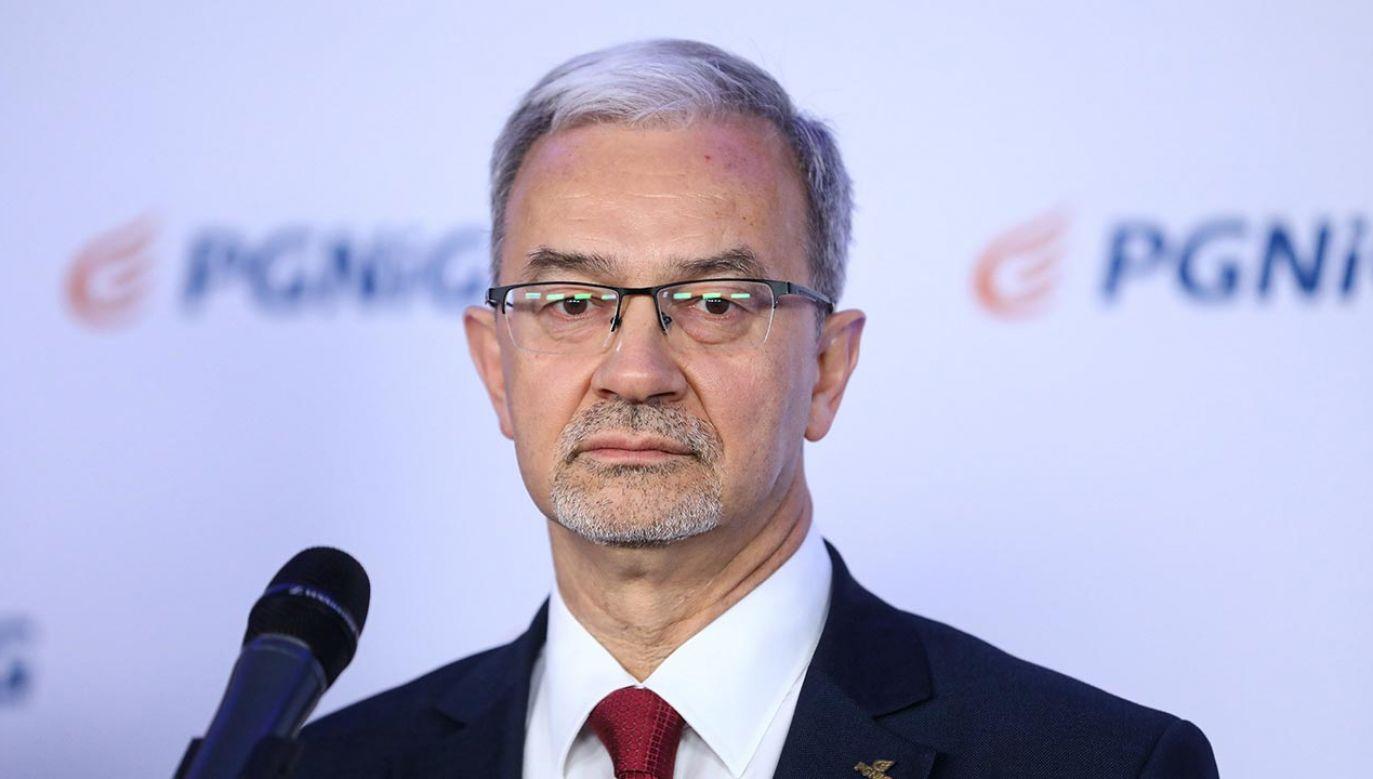 O rezygnacji Jerzego Kwiecińskiego poinformowała spółka (fot. PAP/Rafał Guz)